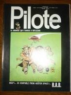 Pilote Le Journal Qui S'amuse à Réfléchir N°649 - Pilote