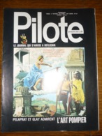 Pilote Le Journal Qui S'amuse à Réfléchir N°644 - Pilote