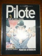 Pilote Le Journal Qui S'amuse à Réfléchir N°642 - Pilote