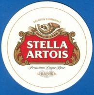 Russia - Bierdeckel - Stella Artois (211/3) - Portavasos