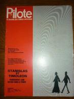 Pilote Le Journal Qui S'amuse à Réfléchir N°617 - Pilote