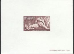 1394) Épreuve De Luxe Du P.A. N°219 De La République Du Dahomey (Bénin) - Statue De Bartholdi - Benin – Dahomey (1960-...)