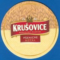 Russia - Bierdeckel - Krusovice (307/2) - Portavasos