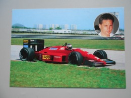 GRAND PRIX F1 GRAND PRIX DE MONACO FERRARI GERHARD BERGER - Grand Prix / F1
