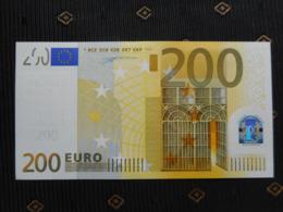 200 EURO, GERMANY, X-R005 E2, DUISENBERG, UNC - NEUF - NEW - EURO
