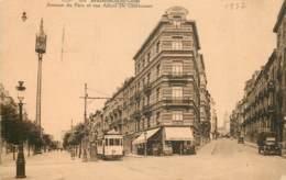 Bruxelles - St-Gilles - Avenue Du Parc Et Rue Alfred De Cluysenaer - Tram N° 14 - St-Gilles - St-Gillis