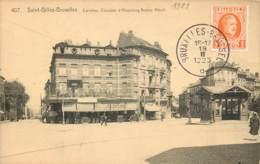 Bruxelles - St-Gilles - Carrefour Chaussée D' Alsemberg-Avenue Albert - St-Gillis - St-Gilles