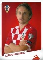 Trading Cards KK000103 - Football (Soccer Calcio) Hrvatska Croatia 10.5cm X 13cm: Luka Modric - Trading Cards