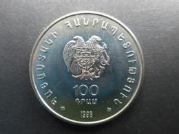 Armenia 100 Dram 1996 ⅩⅩⅫ Chess Olympiad In Yerevan - Armenië
