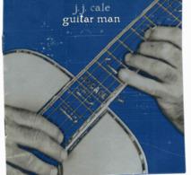CD N°2229 - J.J. CALE - GUITAR MAN - COMPILATION 12 TITRES - Rock