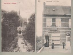 Lot 2 Cpa De Haan  1912 - De Haan