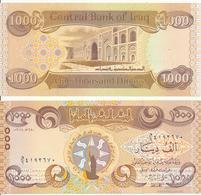 Iraq - 1000 Dinars 2018 UNC Lemberg-Zp - Iraq
