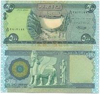 Iraq - 500 Dinars 2018 UNC Lemberg-Zp - Irak