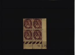 N° 108 - 2c BLANC - B De A+B - 1° Tirage Du 3.5.24 Au 7.6.24 -15.5.24 - - ....-1929