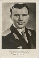 Trading Cards KK000127 - Soviet Union (SSSR USSR CCCP) Space Rocket Satellite Astronaut Cosmonaut Yuri Gagarin - Aviation