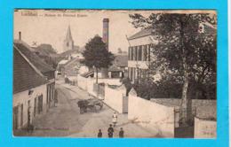 CPA LEEFDAEL - Maison Du Docteur ECTORS Animée - Edit. Stevenants, Leefdael - Circulée En 1907 - 2 Scans - België