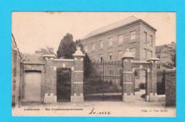 CPA LONDERZEEL - Het Ursulinnenpensionaat - Uitg. Van Molle - Circulée En 1905 - 2 Scans - Londerzeel