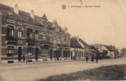 Stockel Rue De L'Eglise - St-Pieters-Woluwe - Woluwe-St-Pierre