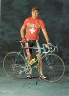 4010 CP Cyclisme Pascal Richard Signée - Radsport