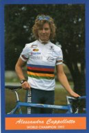 4012 CP Cyclisme Alessandra Cappellotto - Cyclisme