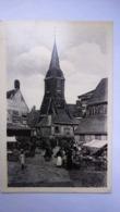 Carte Postale ( AA5 ) Ancienne De Honfleur  , Le Marché - Honfleur