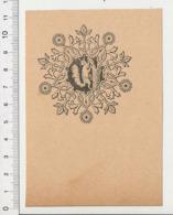 Petite Gravure De 1894 Animal écureuil Sur Un Tronc D'abre Squirrel  226ME - Old Paper