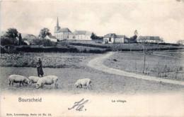 Luxembourg - Bourscheid - Le Village - Les Cochons - Nels Luxembourg Série 10 N° 16 - Postkaarten