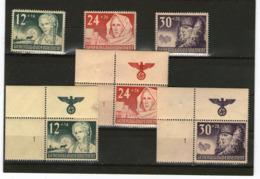 Deutsches Reich ** - Stamps