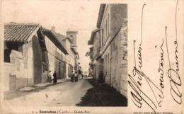 9401 -2019    ESCATALENS   GRAND RUE - Francia