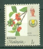 Malaya - Kedah: 1986/96   Food - Coffee  SG152    1c    MH - Kedah