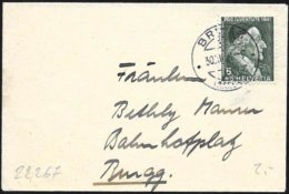 Svizzera/Suisse/Switzerland: Johann Kaspar Lavater - Theologen