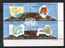 PALAU   Timbres Neufs **  De 1995   ( Ref 1134 A  )  Droits De L'homme - O N U - - Palau