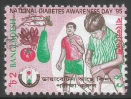 Bangladesh. 1995 National Diabetes Awareness Day. 2t Used. SG 553 - Bangladesch