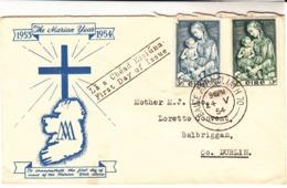 Ireland / 1954 Stamps / Religion - Irlande