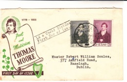 Ireland / 1952 Stamps - Irlande