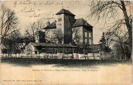 CPA Env. De GRENOBLE - Vieux Chateau De Fontaine (583306) - Other Municipalities