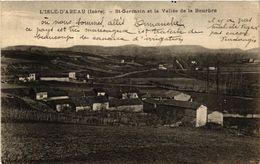 CPA L'Isle-d'Abeau - St-Germain Et La Vallée De La Bourbre (583555) - France