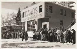 DAVOS PARSENNBAHN . - GR Graubünden