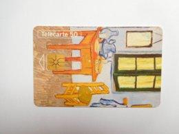 Télécarte Privée 50U , En699 , La Chambre De Van Gogh - 50 Units