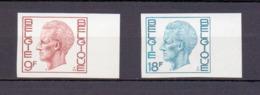 1962/63 Koning Boudewijn Elstrom ONGETAND POSTFRIS** 1980 - Belgique