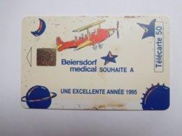 Télécarte Privée 50U , En1099 , Beiersdorf Médical , En TTB état - France