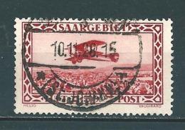 Saar MiNr. 126   (r10) - Gebraucht