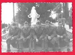 FOTOGRAFIA MILITARE - MILITARI - Guerra, Militari