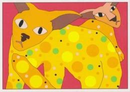 Cpm 1741/423 ERGON - Chat - Cat - Katz - Félin - Animal - Illustrateurs - Illustrateur - Ergon