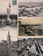Lot De 20 CPA - Seine -Maritime (76) - AUFFRAY - St-JOUIN -VEULE-les-ROSES..... - France