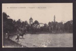 CPA Nouvelle Calédonie New Calédonia écrite - New Caledonia