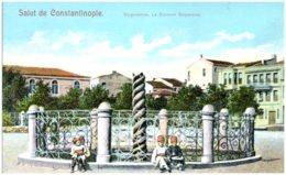 Salut De CONSTANTINOPLE - Hipodrome - La Colonne Serpentine - Turquie