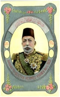 Avènement Sultan Mehmed Khan V Avril 1909 - Türkei