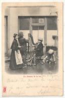 75 - PARIS - La Chanson De La Rue - Edition Kunzli - 1902 - Petits Métiers à Paris