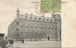 Boussu Orphelinat  Timbrée 1909 - Boussu